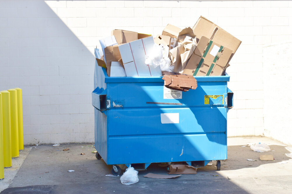 Benefits Of Renting A Dumpster