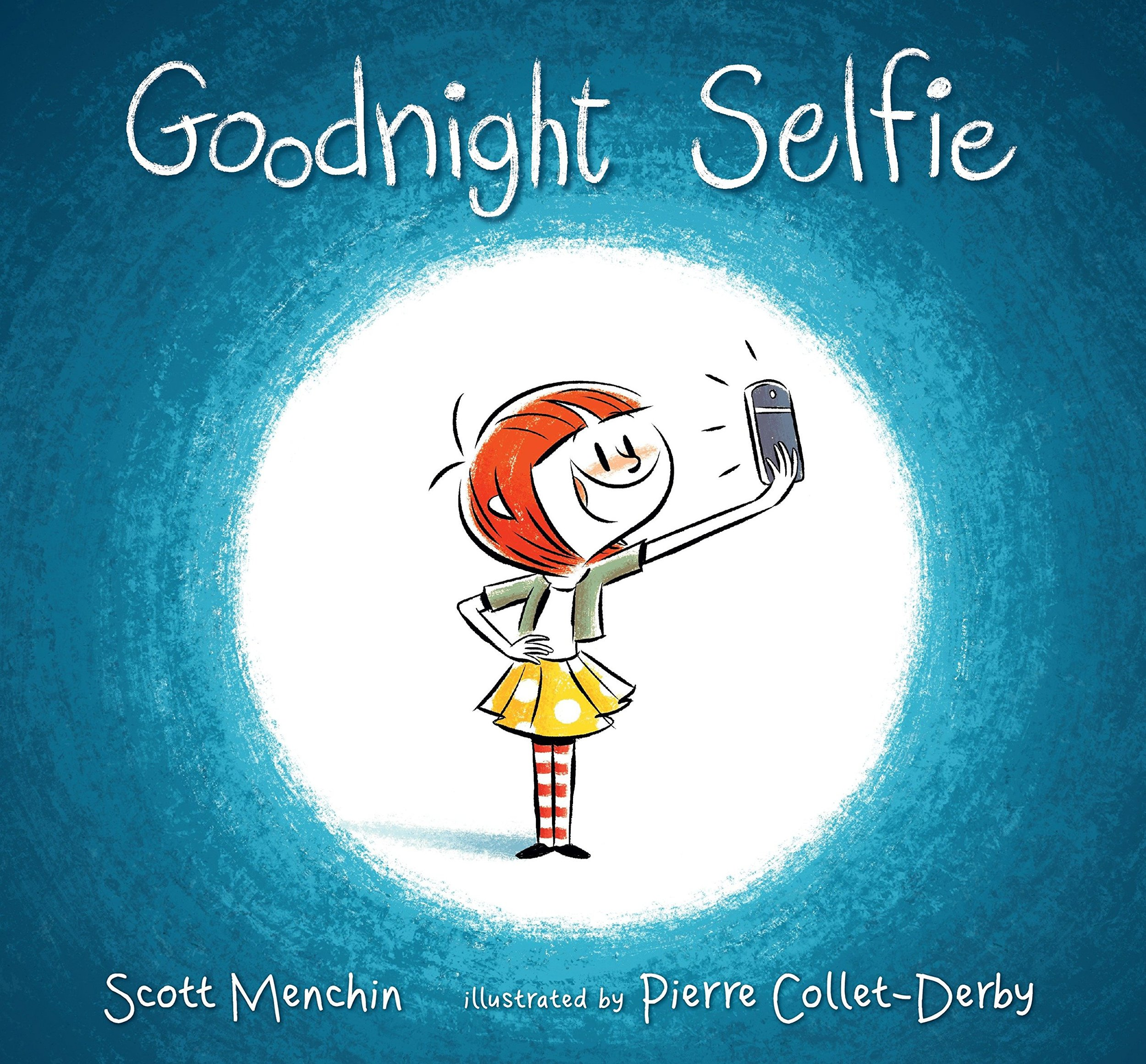 - After receiving a hand-me-down camera phone, the art of selfie taking leads to adventures and photos of everything. But at the end of the day kids needs to recharge their batteries too!