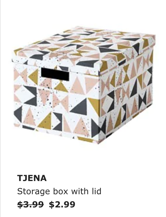 - I use these boxes in my library. They come in patterns or just in white. They have to be assembled, but they hold up very well. They come in different sizes too. Tops come with them!