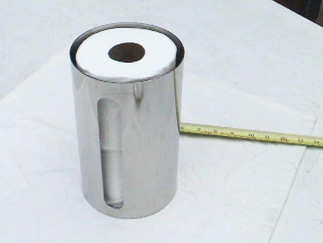 agape srl Toilet tissue holder spare roll canister, dia 13 x 21cm tall,  PC.jpg