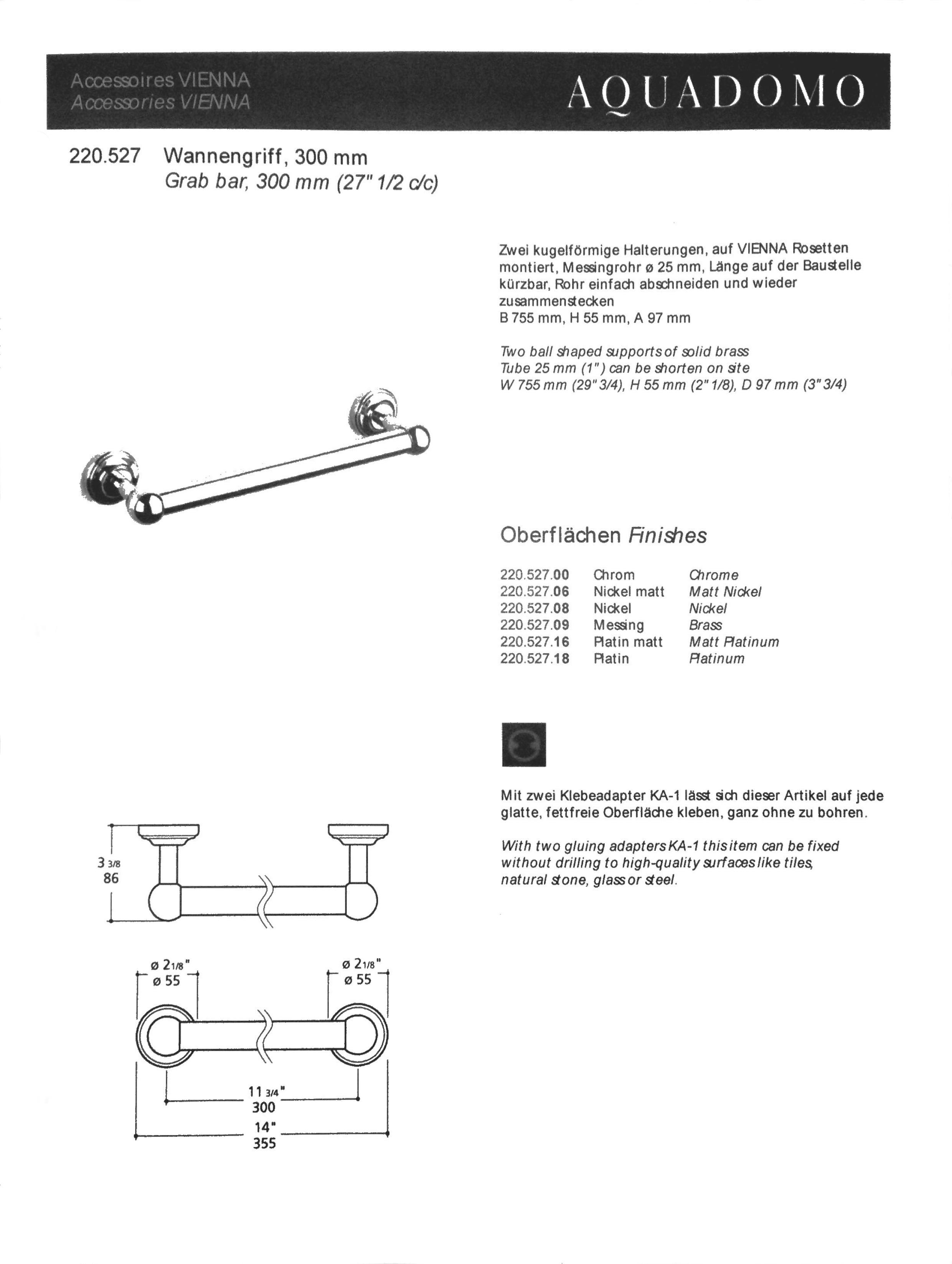 Aquadomo VIENNA Grip rail, 3o x 8,6cm proj.jpg