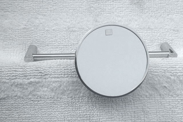 INDA AVO458E Wall mount round 2x mirror on slide rail detail.jpg