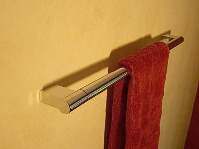 Keuco commercial edition 11 towel bar, 2 sizes avail 40 and 80 w x 4,4cm projection, Solid Satin Stainless Steel.jpg