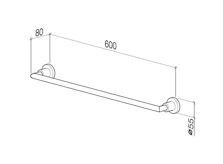 Dornbracht Tara towel bar 60cm specifciation sheet.JPG