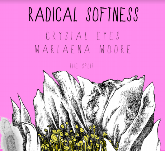 RADICAL SOFTNESS - The split - In the summer of 2017, Crystal Eyes and embarked on the Radical Softness cross-Canadian tour. With a mission to play shows featuring bands with female-identifying members from coast to coast, RADICAL SOFTNESS was a celebration of femininity, women in music and hardworking dream pop rock and roll. In 2019, these two acts have come together to release Radical Softness - The Split in commemoration of their partnership and the community they've built.RADICAL SOFTNESS COMES OUT FEB. 12th!