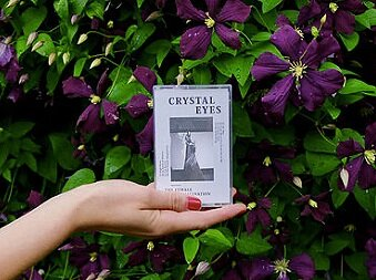 Bring us home to your bedroom - -Crystal Eyes