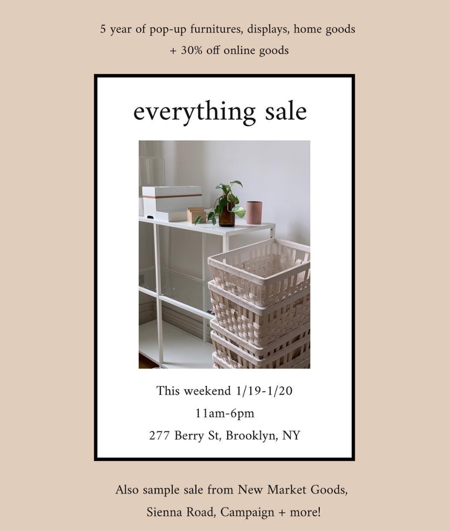 Young & Able Everything Sale