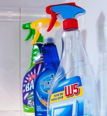 Bathroom Cleaner Spray Bottles
