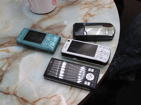 4 Outdated Cell Phones