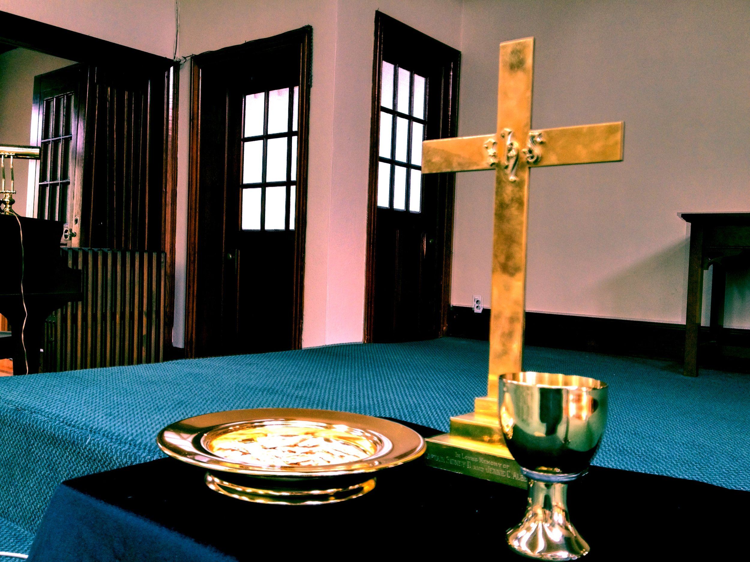Communion Setup