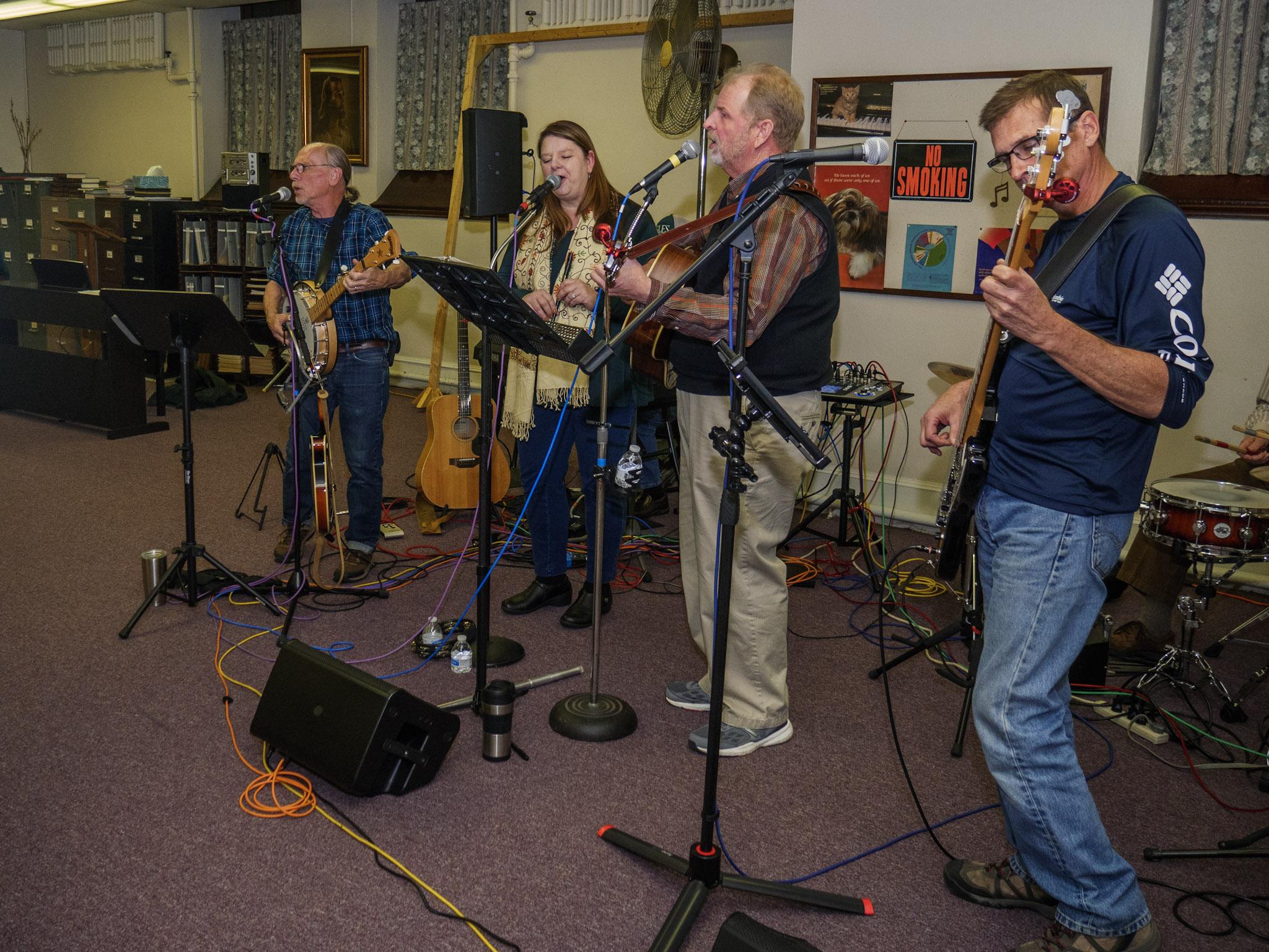 Stillwaters Gospel Band