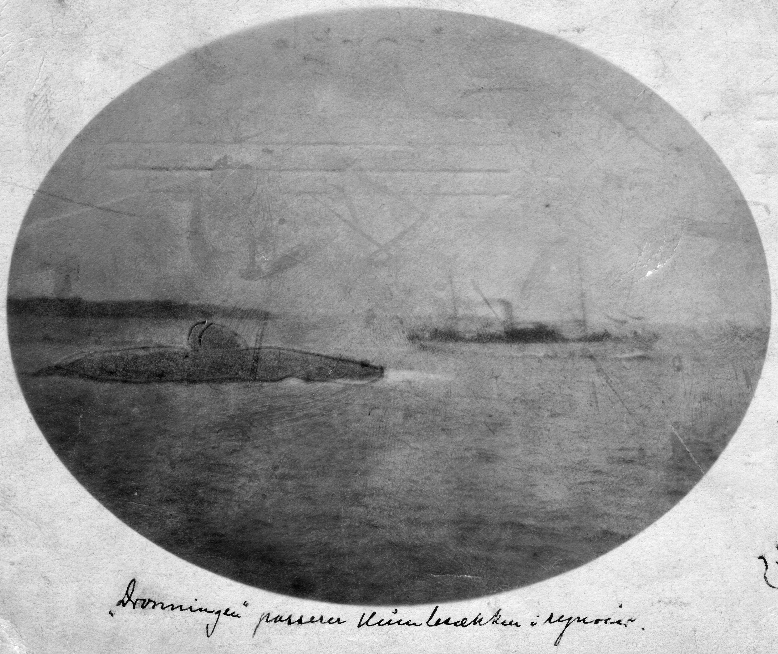 Humlesekken fra V (kort sendt 1905).JPG