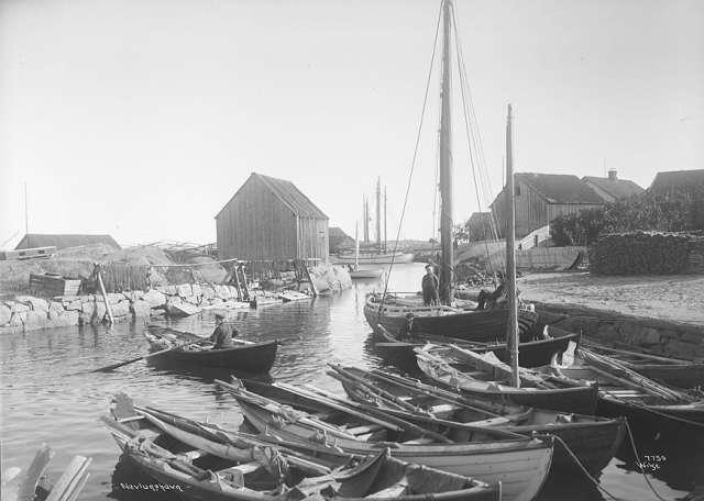 """""""Nevlunghavn"""" 1907"""