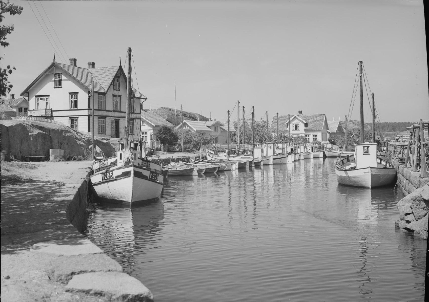 """""""Nevlunghavn"""" 1948"""