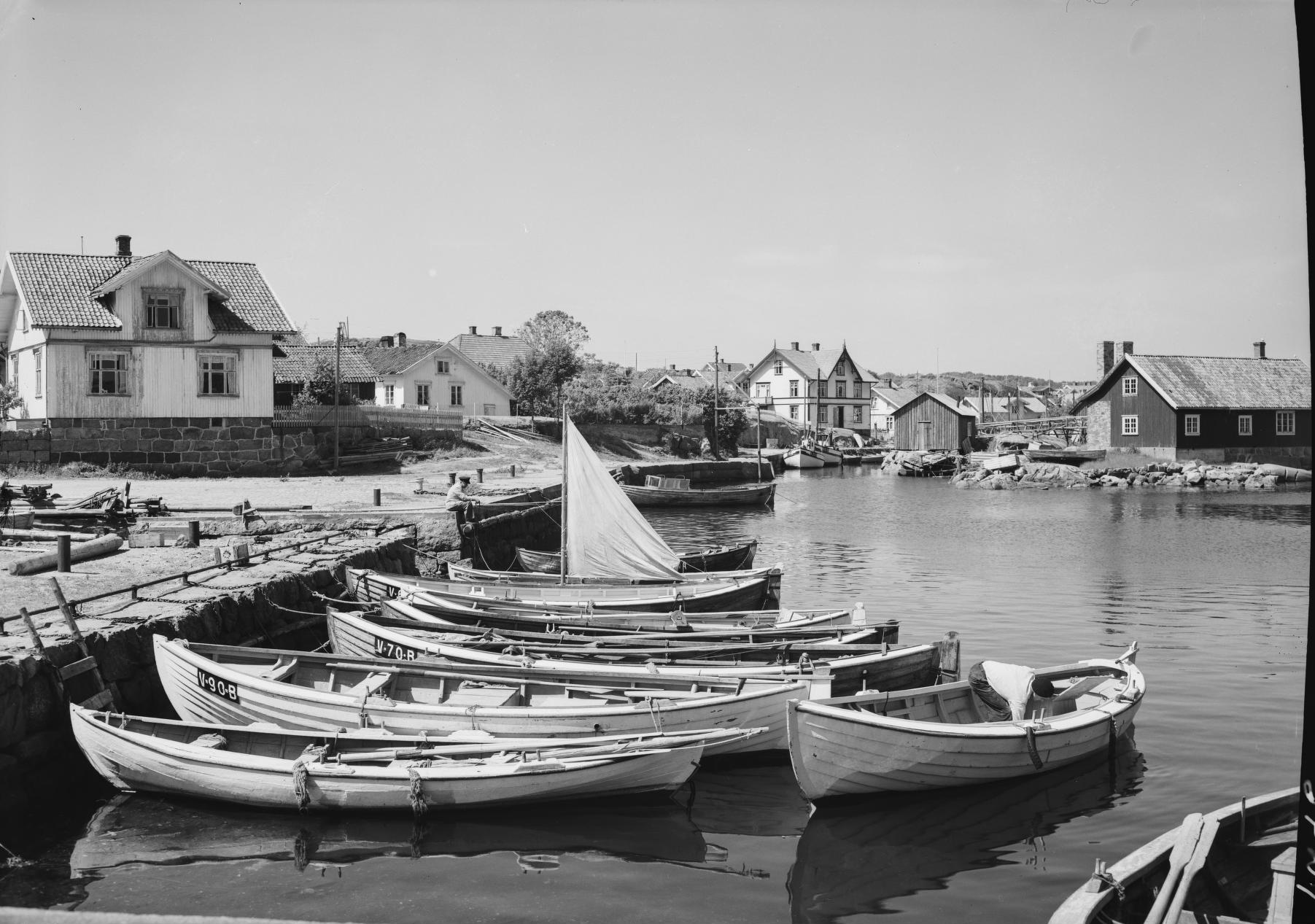 """"""" Nevlunghavn""""  1948"""