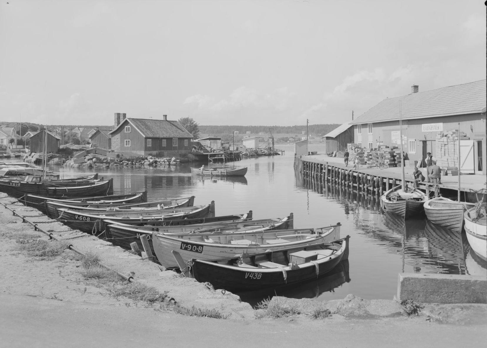 """""""Nevlunghavn"""" 1954"""