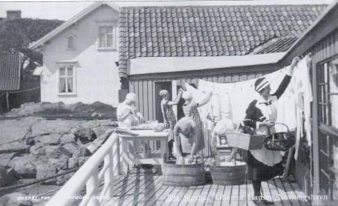 Sjøstua, Lillemor Hansen. Nevlunghavn
