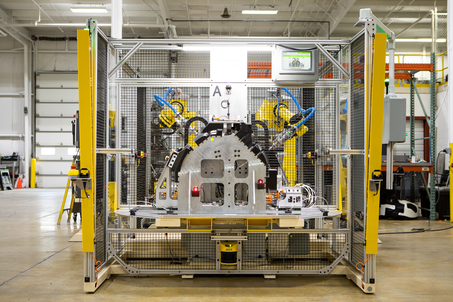 Automation - We can design and build an affordable solution for any product or process that requires automation