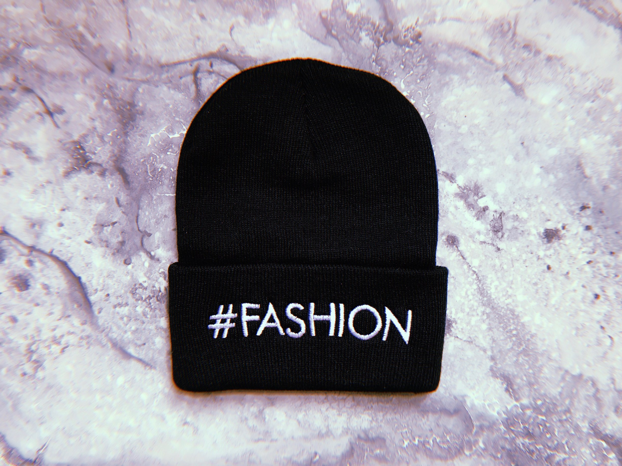 #Fashion beanie designed with love by Gaudy God
