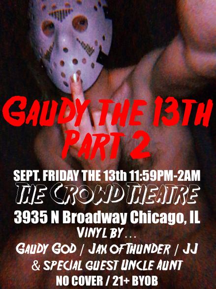 gaudy the 13th part 2 flyer.png