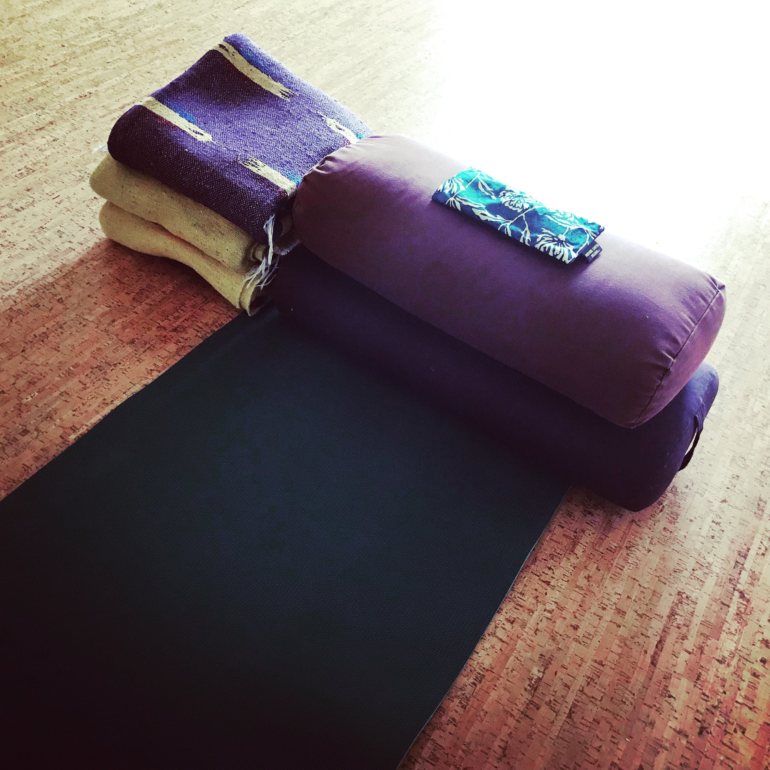 Proppage   Yoga props change practice. Use in restorative and active practices to find nuance, breath and accessibility.