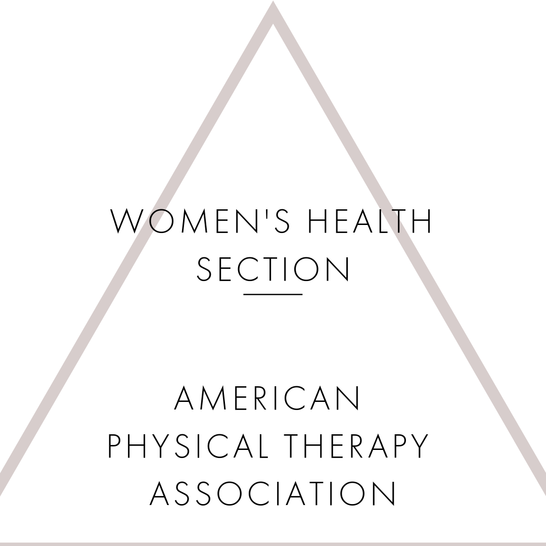 American Physical Therapy Association  Women's Health Section