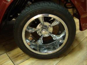 Real Cragar Wheels