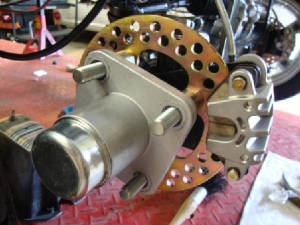 Front Disk Brakes