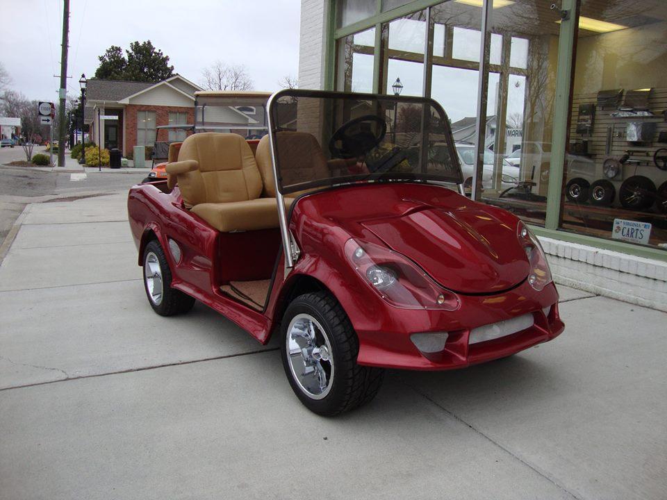 Corvette cart