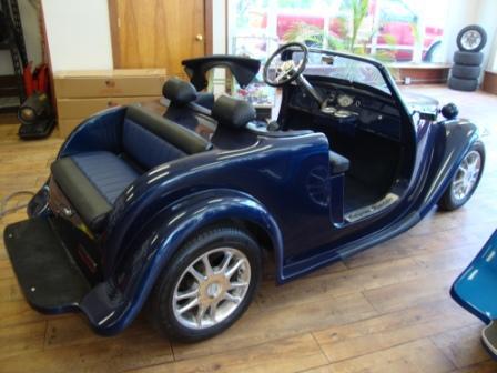 1934 California Roadster
