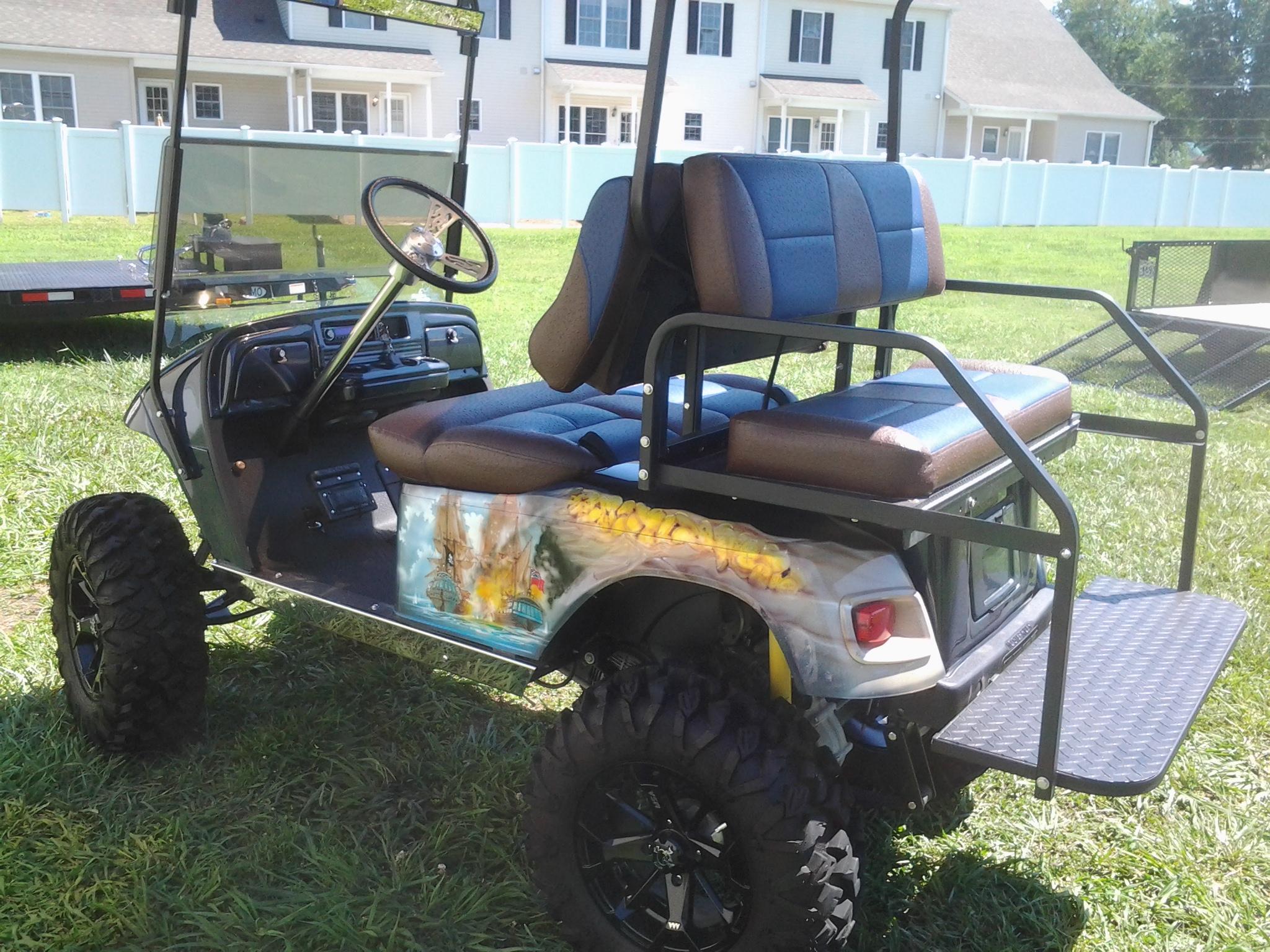 Pirate Cart
