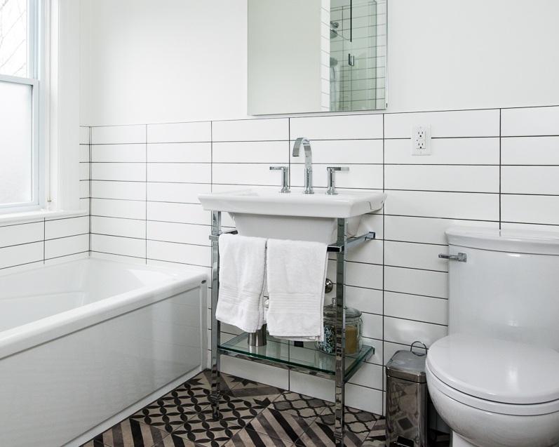 Bathroom Renovations -