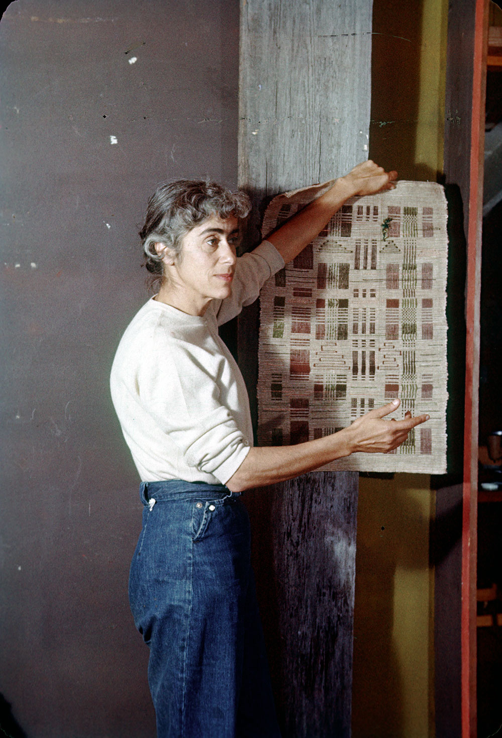 An image from   In the Vanguard:    Haystack Mountain School of Crafts, 1950-1969