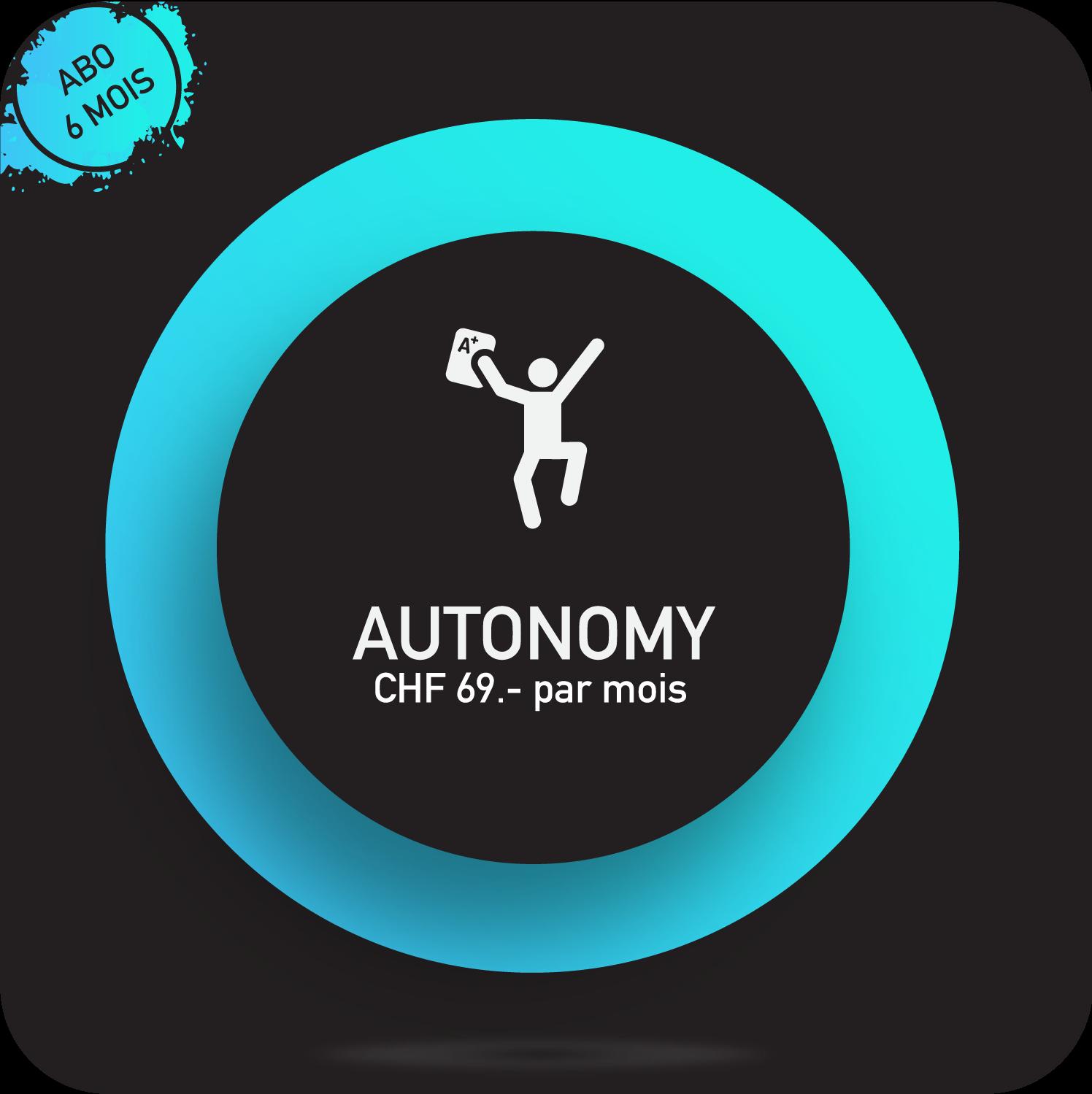 Une Autonomie totale - Une abonnement de 6 mois en coaching à distance avec ton coach YD Motivator