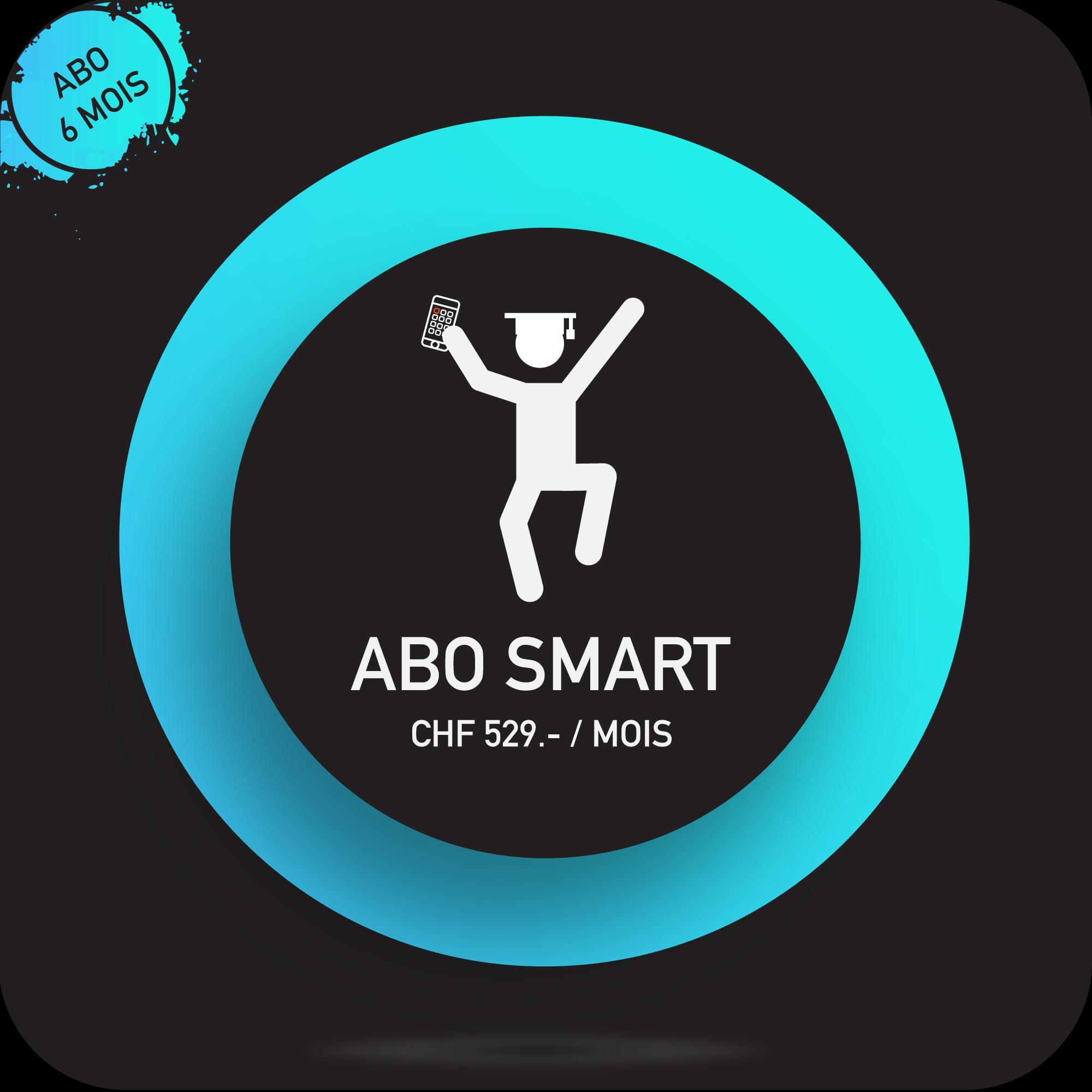 La combinaison Smart - Une abonnement de 6 mois avec une séance de personal training hebdomadaire combiné à du coaching à distance avec ton coach YD Motivator