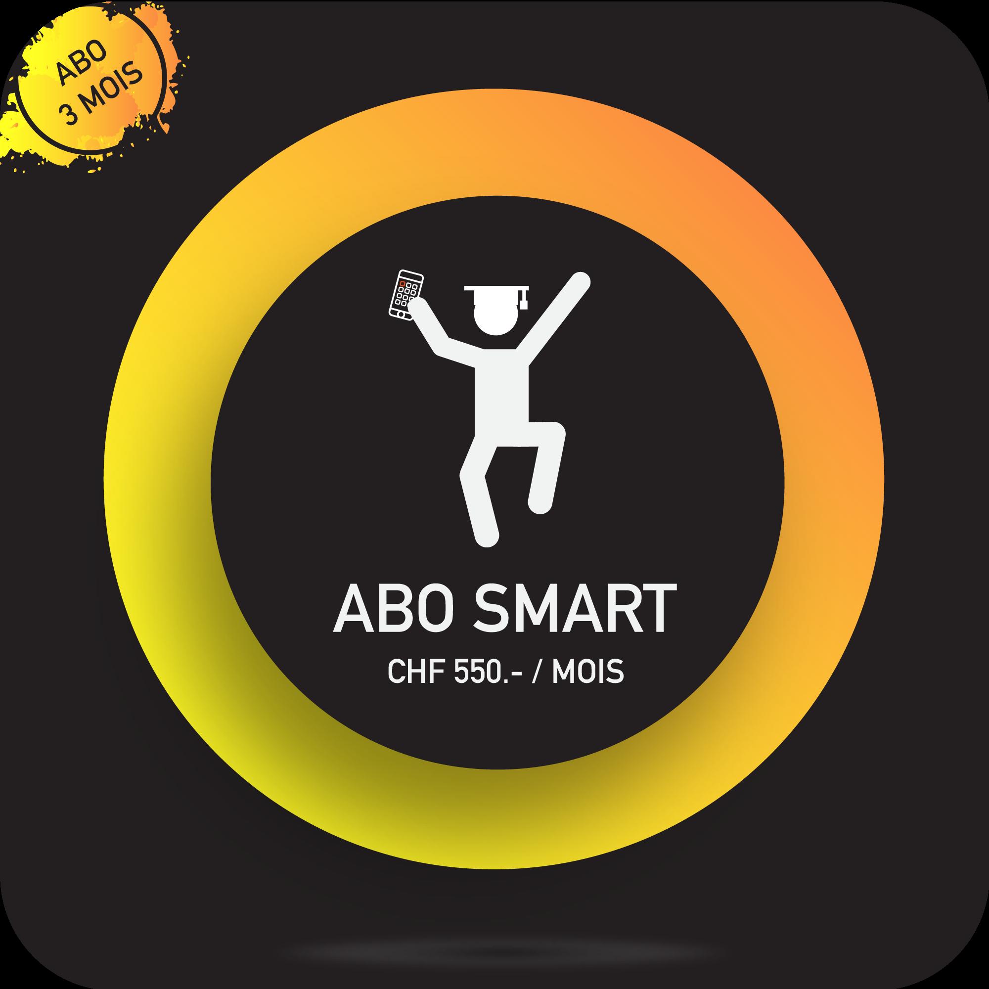 La combinaison Smart - Une abonnement de 3 mois avec une séance de personal training hebdomadaire combiné à du coaching à distance avec ton coach YD Motivator