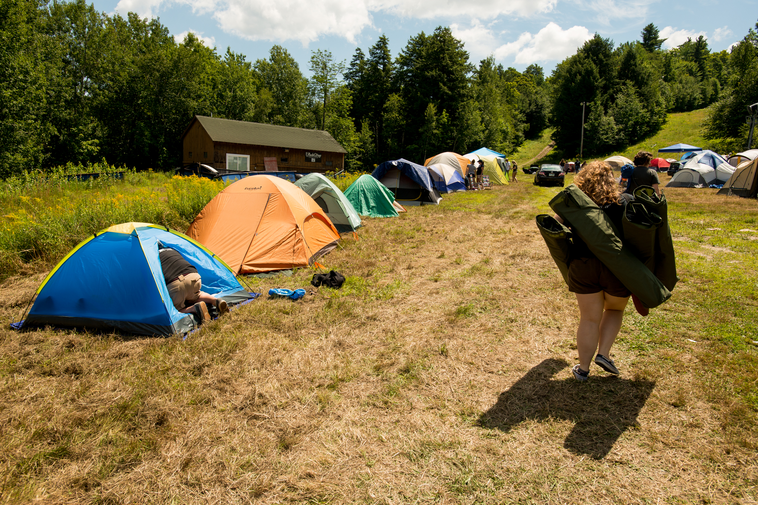 CAMPING ON-SITE -