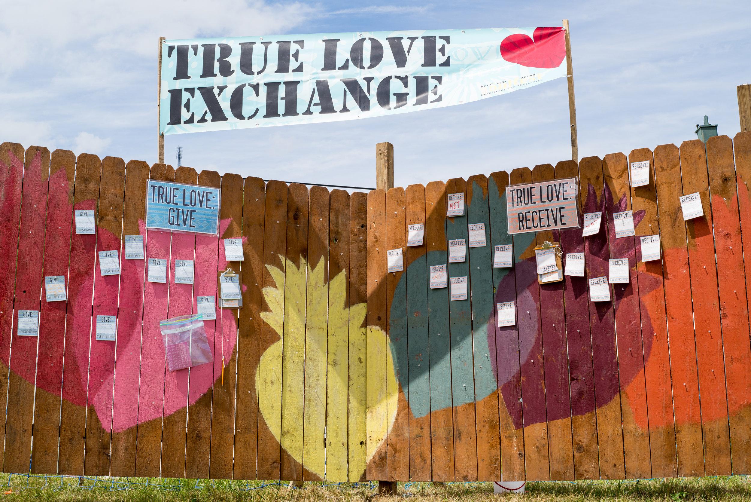 TRUE LOVE EXCHANGE -
