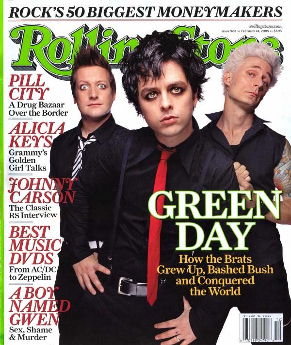 Rolling Stone — February 24, 2005