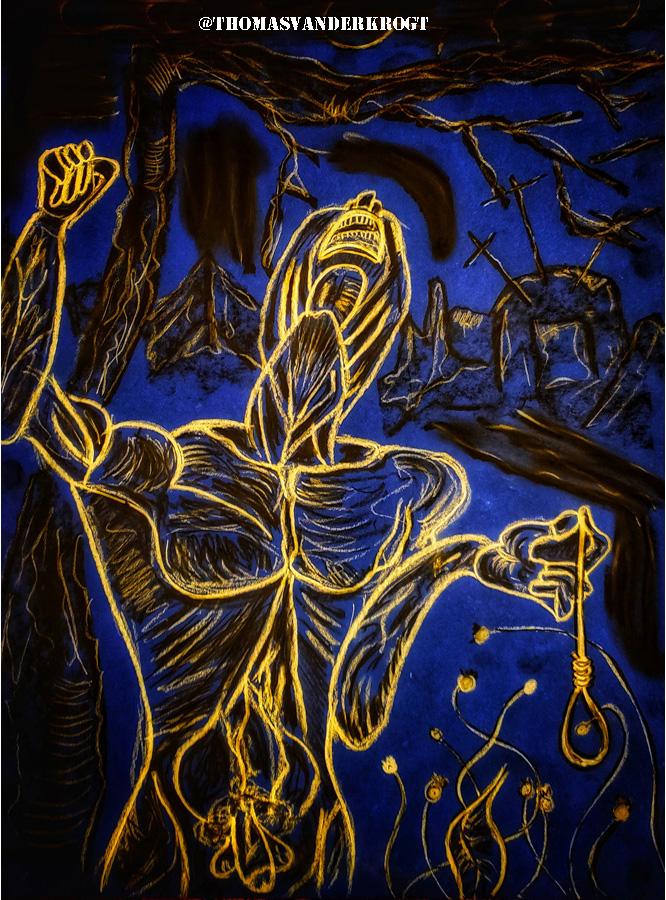 Judas by Thomas van der Krogt