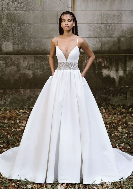 Justin alexander signature - If you want to look like you came straight off the runway from NYC Bridal Fashion Week, then Justin Alexander Signature is the collection for you! Justin Alexander Signature is part of our couture collection with prices ranging from $1,548-$2,998.