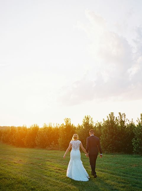 """Stephanie 8/4/18 Venue: Humbert Farms Photographer:    Alexandra Elise Photography    """"We had such a good experience shopping with you guys I can't say enough!!"""""""