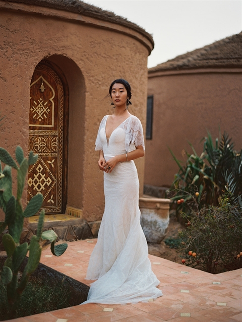Wilderly Bride - Wilderly is our most whimsical collection, designed for the boho bride. The Wilderly collection is full of affordable, light-weight dresses that are perfect for a free-spirited bride. Our Wilderly wedding dresses range in price from $875-$1,199.