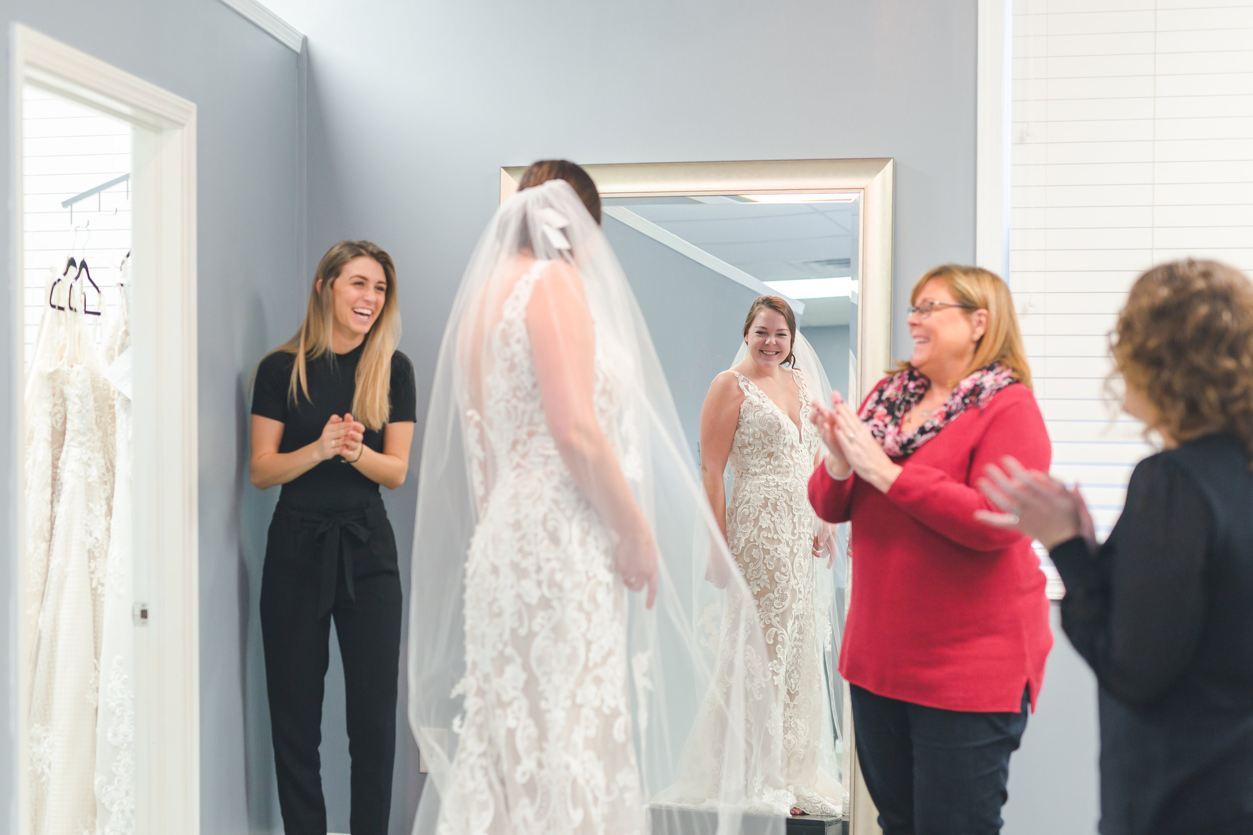 Webster - Experience, Heart to Heart Bridal in Webster. A bridal experience like no other.
