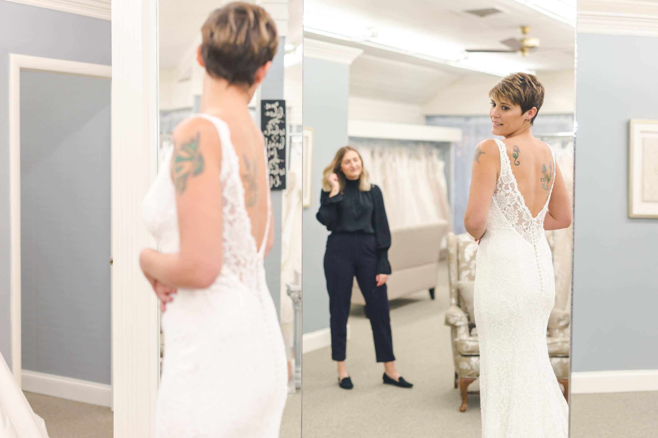 manchester - Experience, Heart to Heart Bridal in Manchester. With over 350 wedding dresses in stock you are bound to find the one! We can't wait to help you find your dream wedding dress.