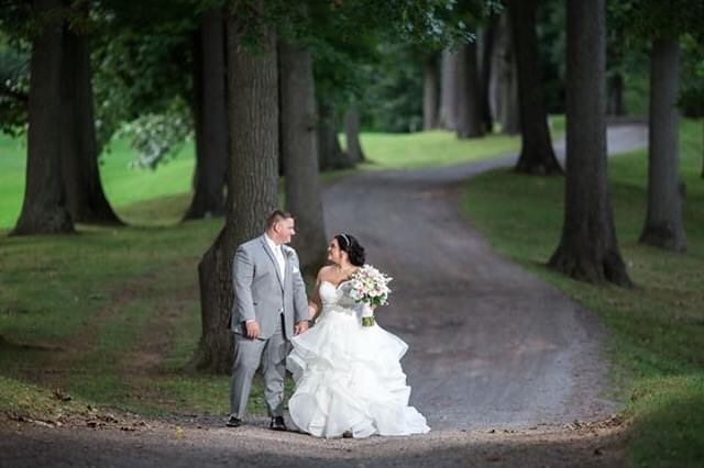 """Samantha 9/29/18 Photographer:    Magic Moments      """"Thank you so much for everything throughout the wedding planning process! Heart to Heart was a pleasure to work with. I felt right at home every time I came in and the girls were so sweet and treated me like gold. I loved my dress beyond words and I felt so beautiful. Thank you for making me feel like a princess! I will recommend Heart to Heart to all of my friends!"""""""