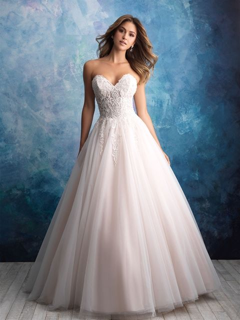 Allure bridals - Whether your style is classic and traditional, or bold and dramatic, Allure has it all! Allure Bridals wedding dresses range in price from $1,148-$1,998 making them the perfect combination of style and affordability.