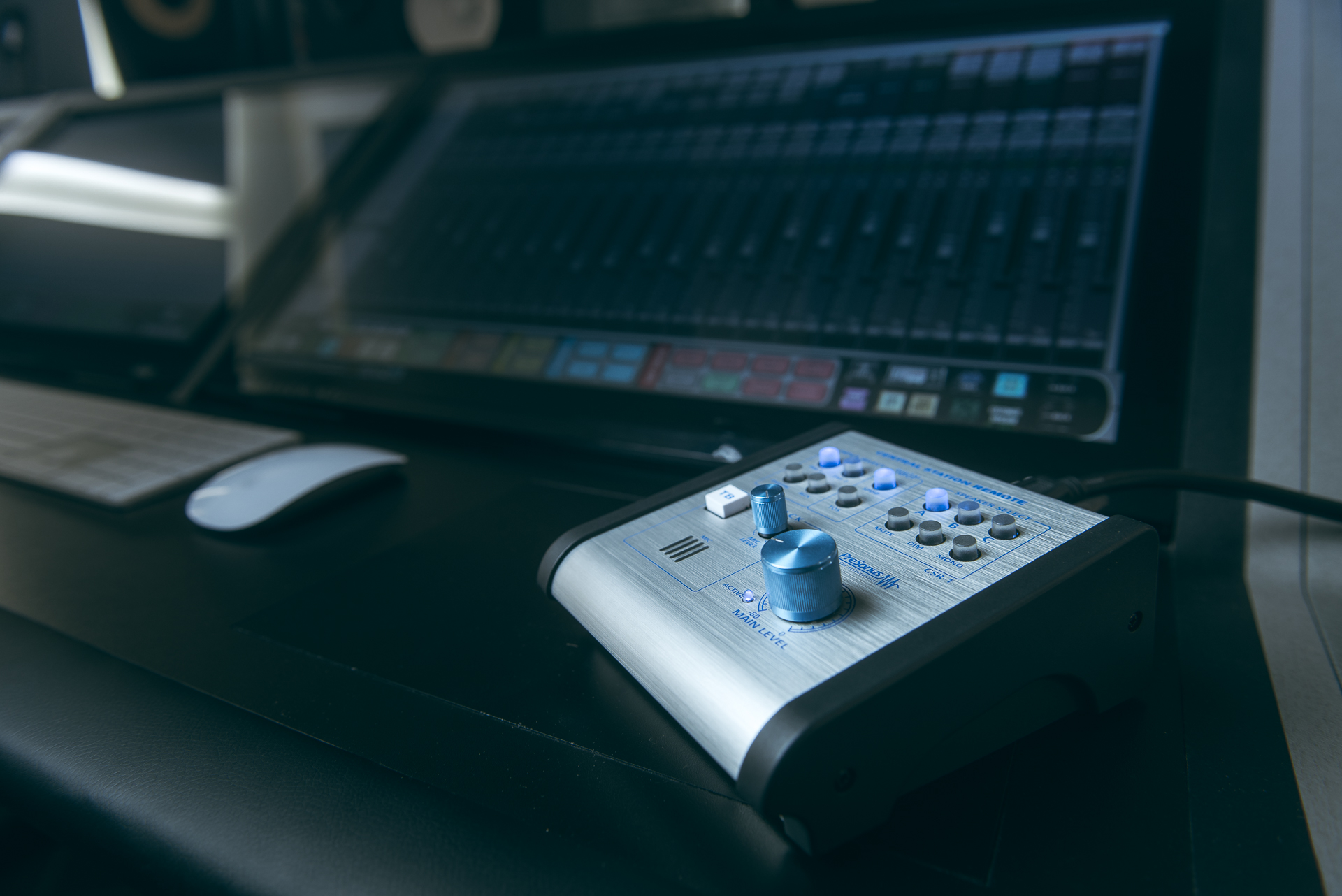 Mixing - No stone is left unturned in making your song sound the best it can.