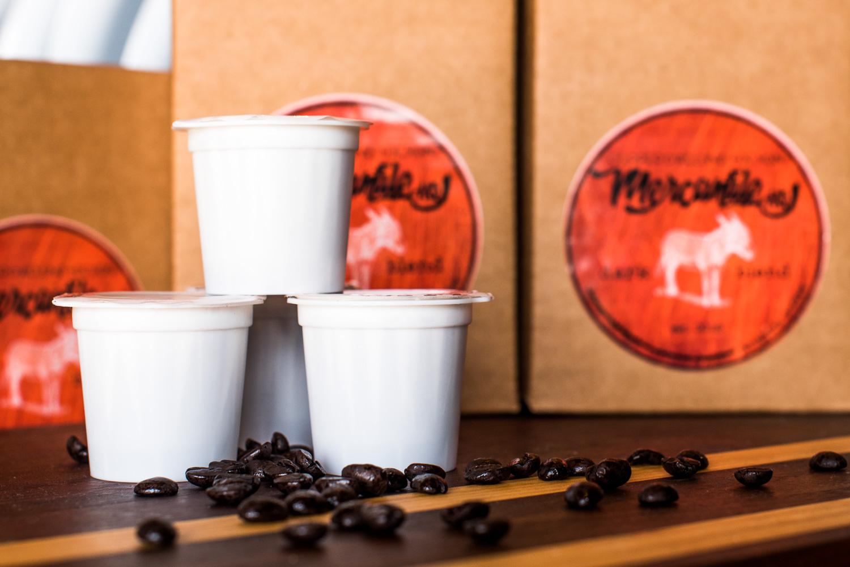 Knowledge Perk K-Cups, Custom Blend for The Mercantile