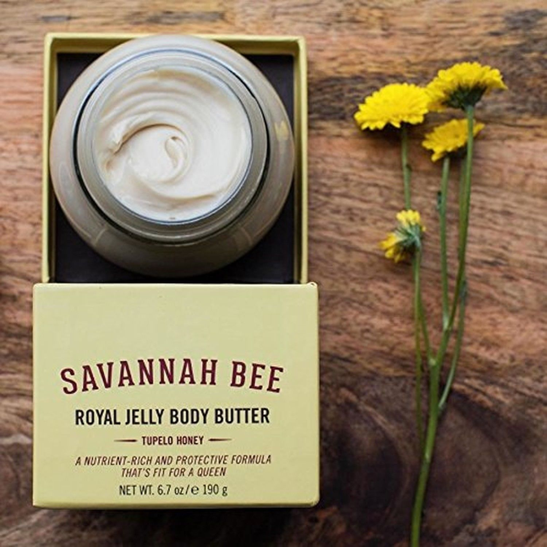 savannah bee royal jelly body butter